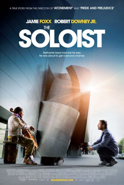 Soloist, The poster