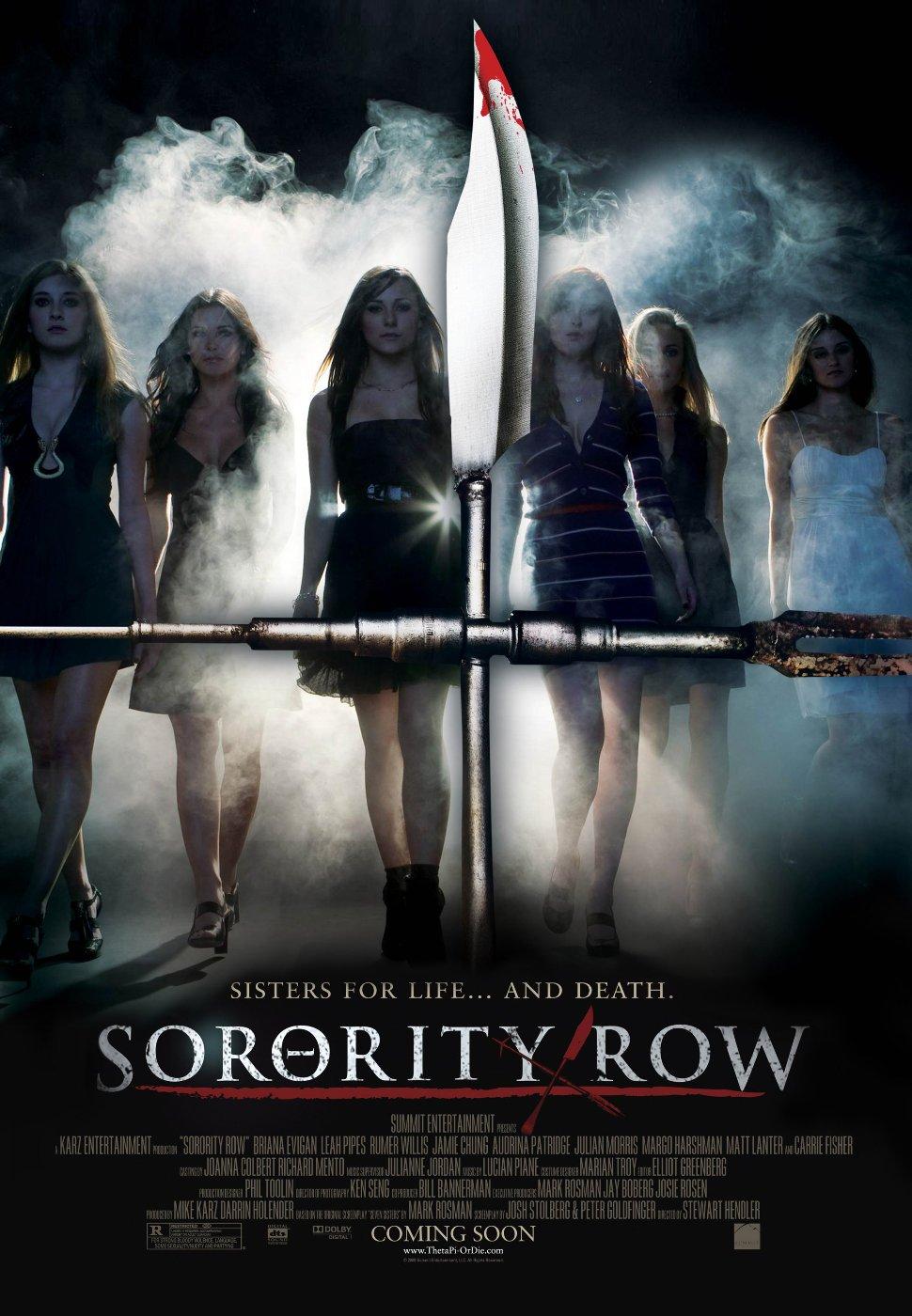 Sorority Row (2009) poster - FreeMoviePosters.net