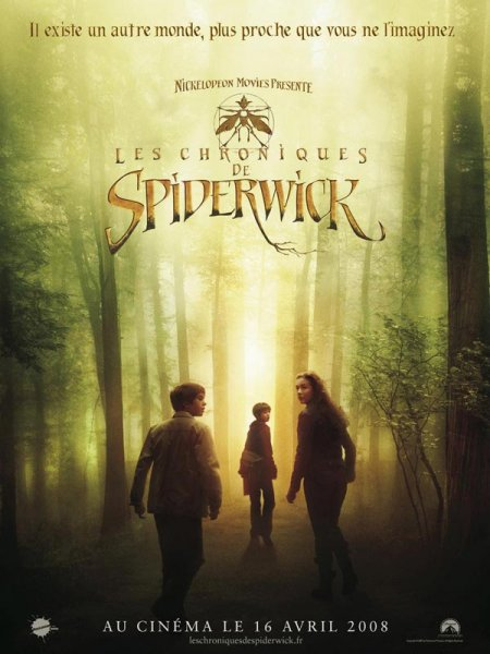 Spiderwick Chronicles, The poster