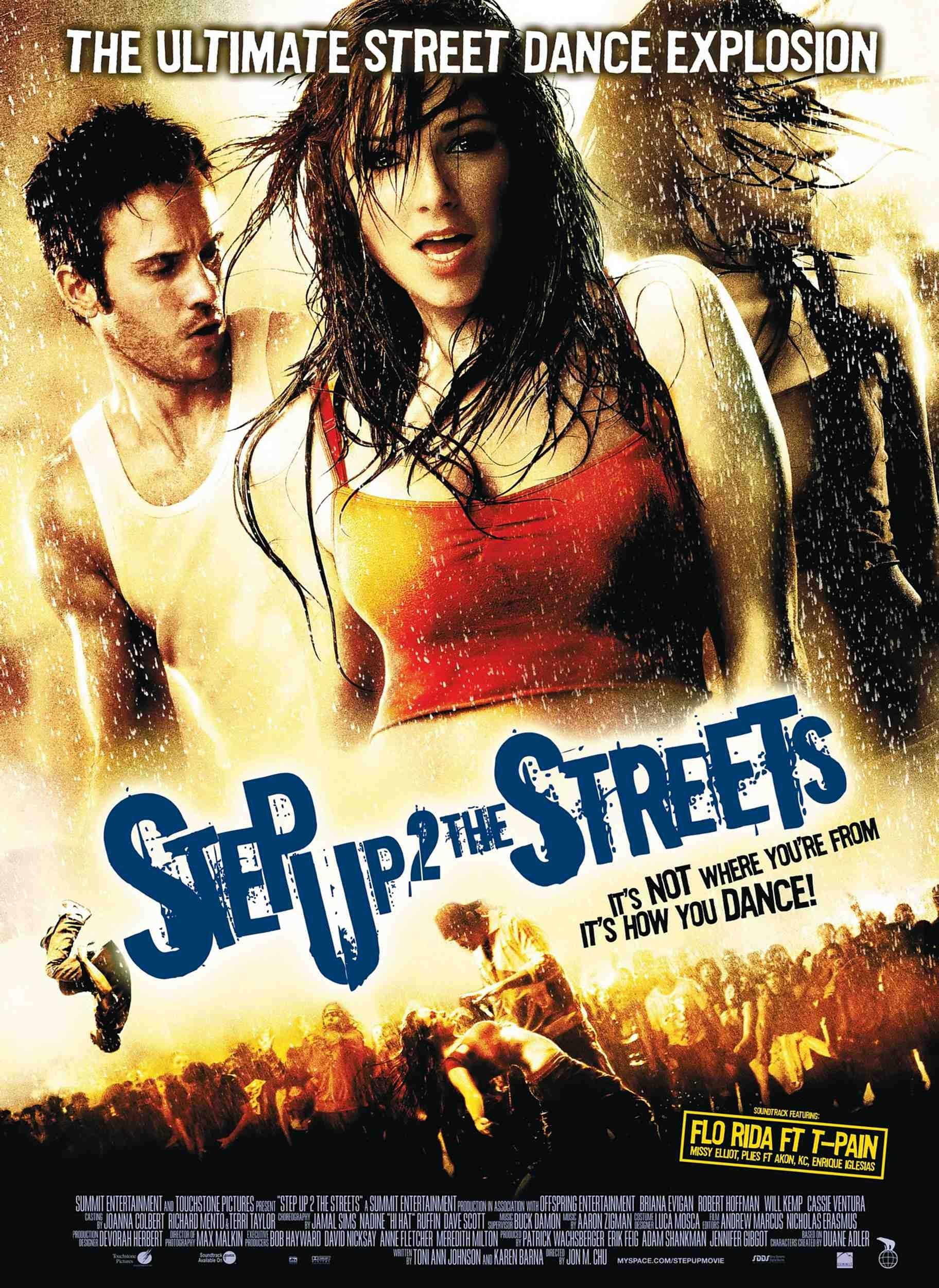 Step Up 2: Streets: Movie Actors 42
