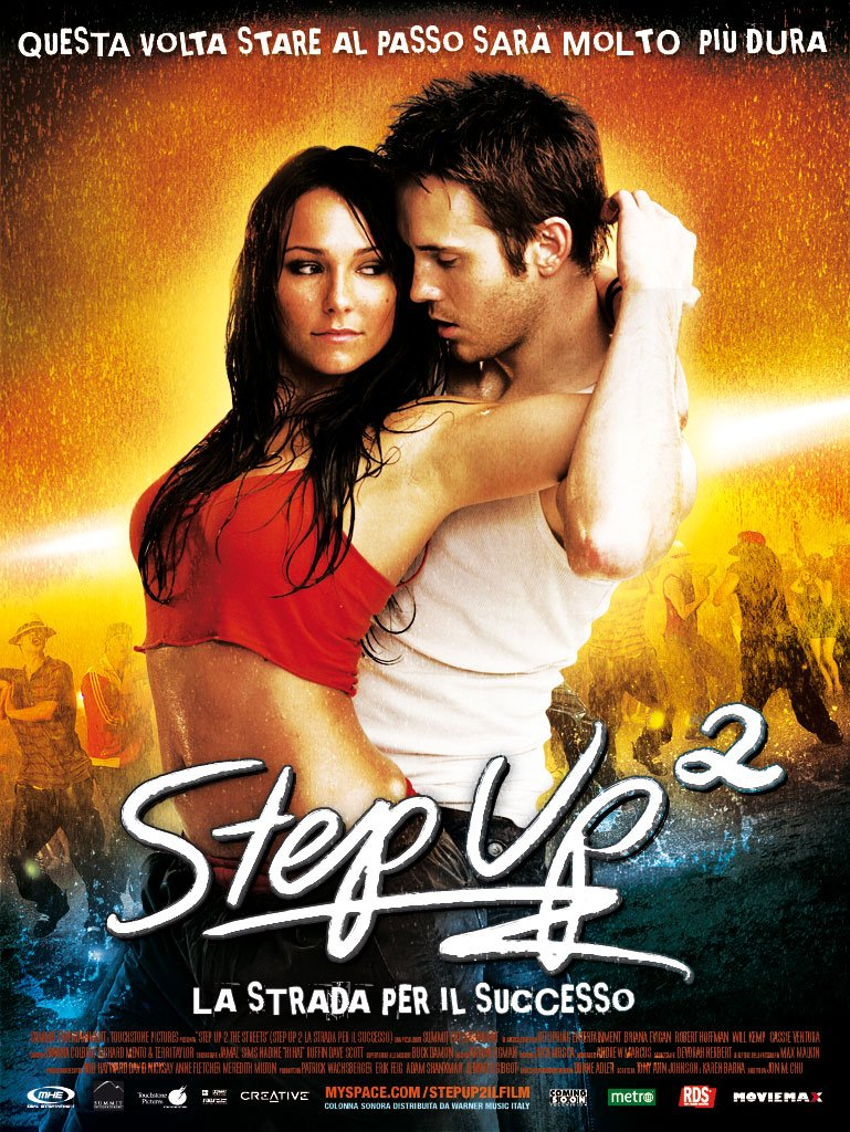 Step Up Steps: Step Up 2: The Streets (2008) Poster