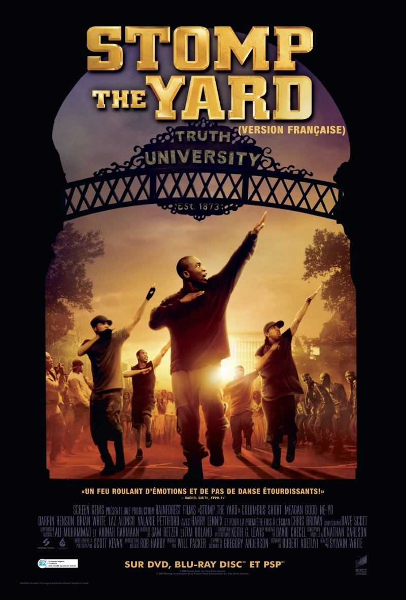 Watch Online Stomp The Yard 2007 Full HD Dual Audio Movie Download