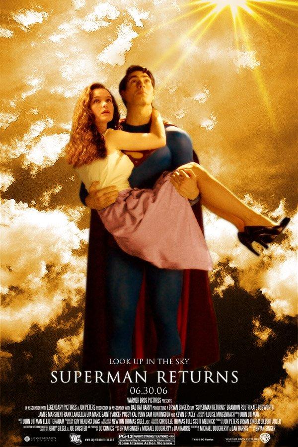 superman returns 2006 poster freemoviepostersnet