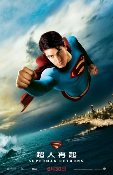 Superman Returns poster