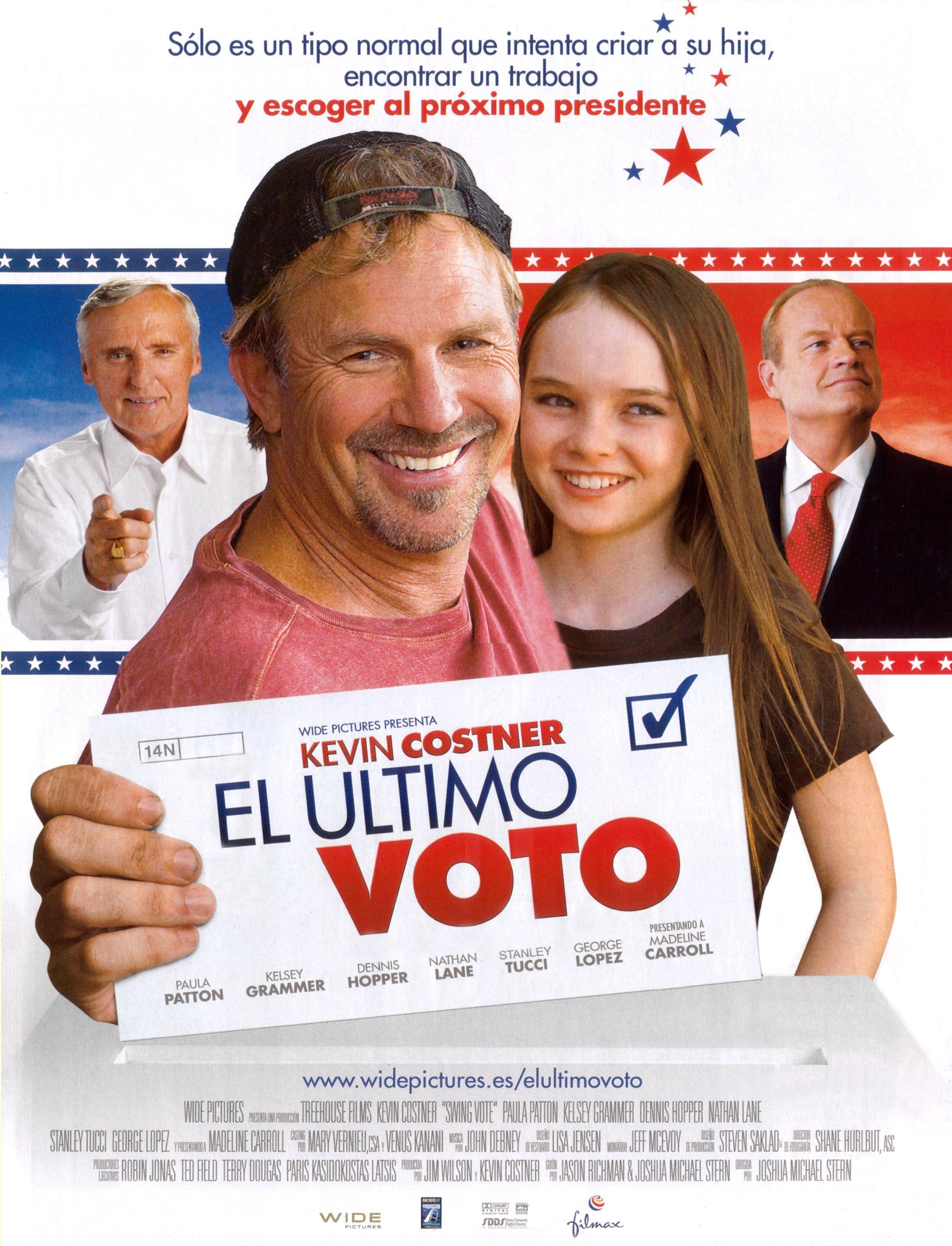 swinging vote movie