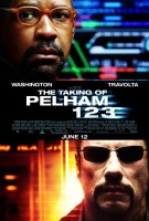 Taking of Pelham 1 2 3, The poster