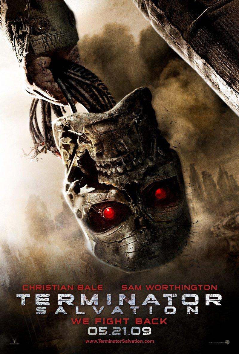 Terminator Salvation (2009) poster - FreeMoviePosters.net