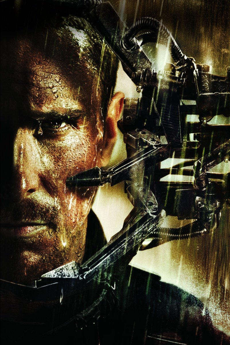 Terminator Salvation (2009) poster - 264.1KB