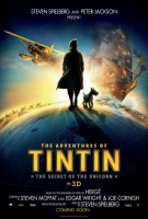 Adventures of Tintin, The poster