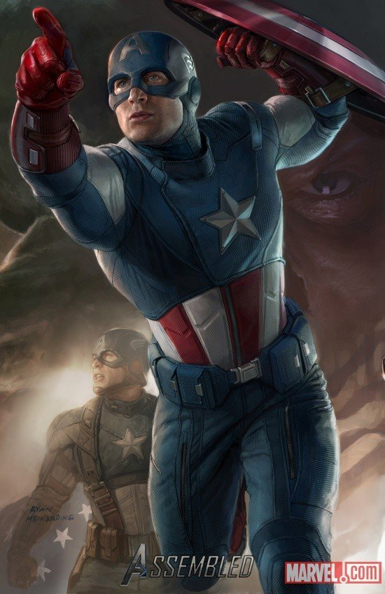 3d1d3cf81ae7 Captain America  The First Avenger (Film) - TV Tropes