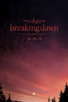 Twilight Saga: Breaking Dawn - Part 1, The poster