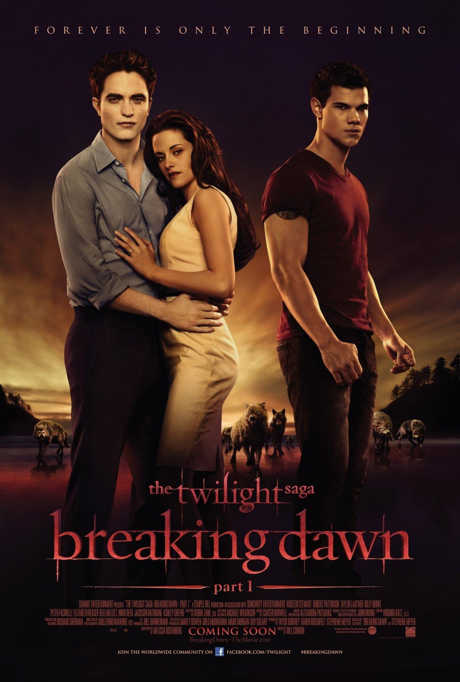 twilight movie The saga continues two years after 'breaking dawn,' lionsgate has announced the continuation of the 'twilight' franchise, in partnership with facebook.