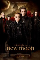 Twilight Saga: New Moon, The poster
