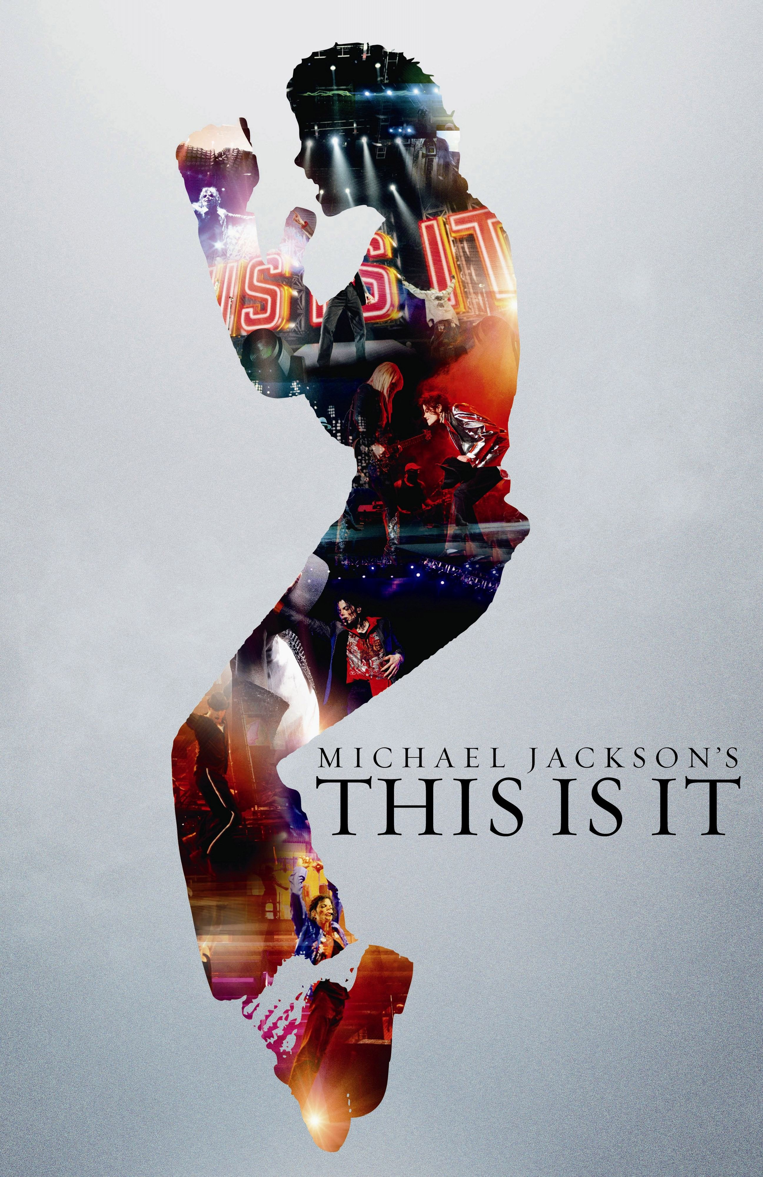 This Is It 2009 Poster Freemovieposters Net