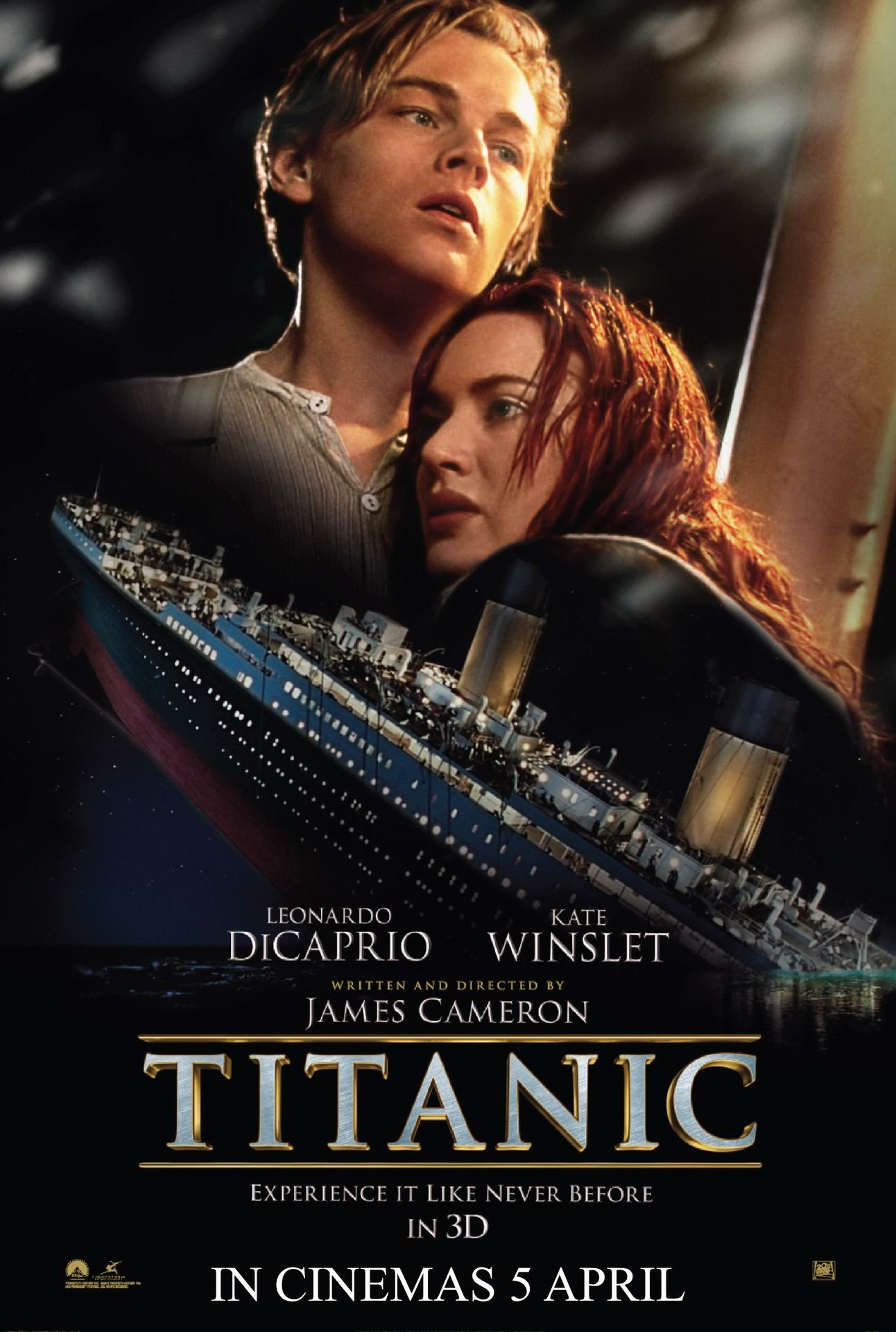An analysis of the movie titanic one of the most inspiring movies