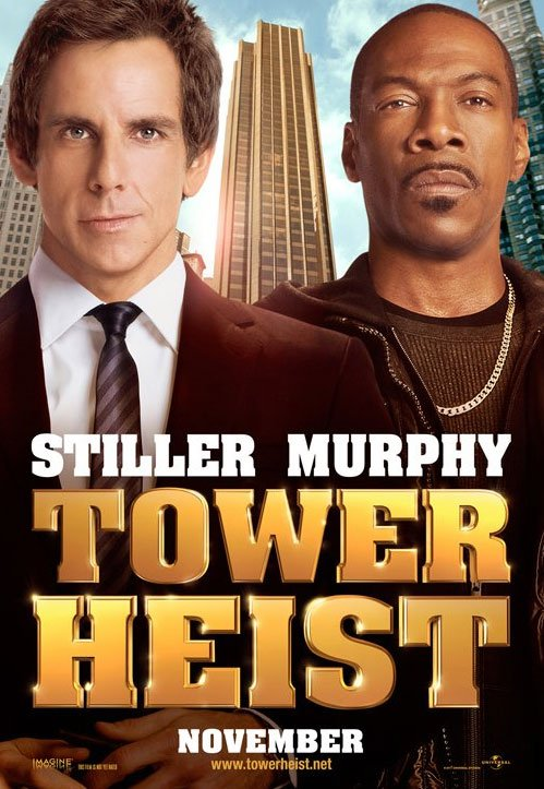 Tower Heist (2011) poster - FreeMoviePosters.net
