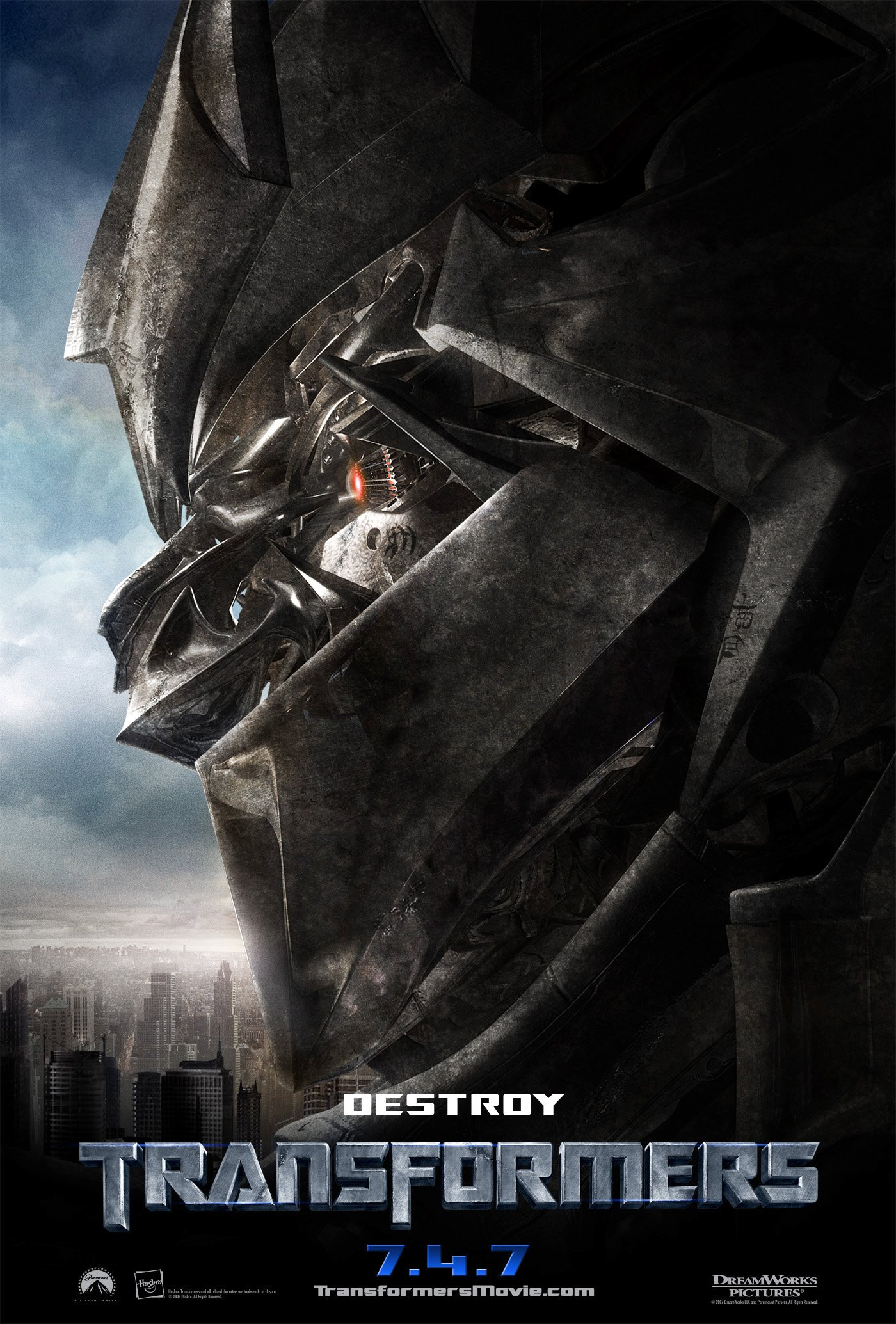 Transformers  2007  posterTransformers 2007