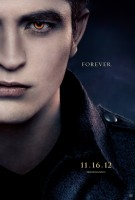 Twilight Saga: Breaking Dawn - Part 2, The poster