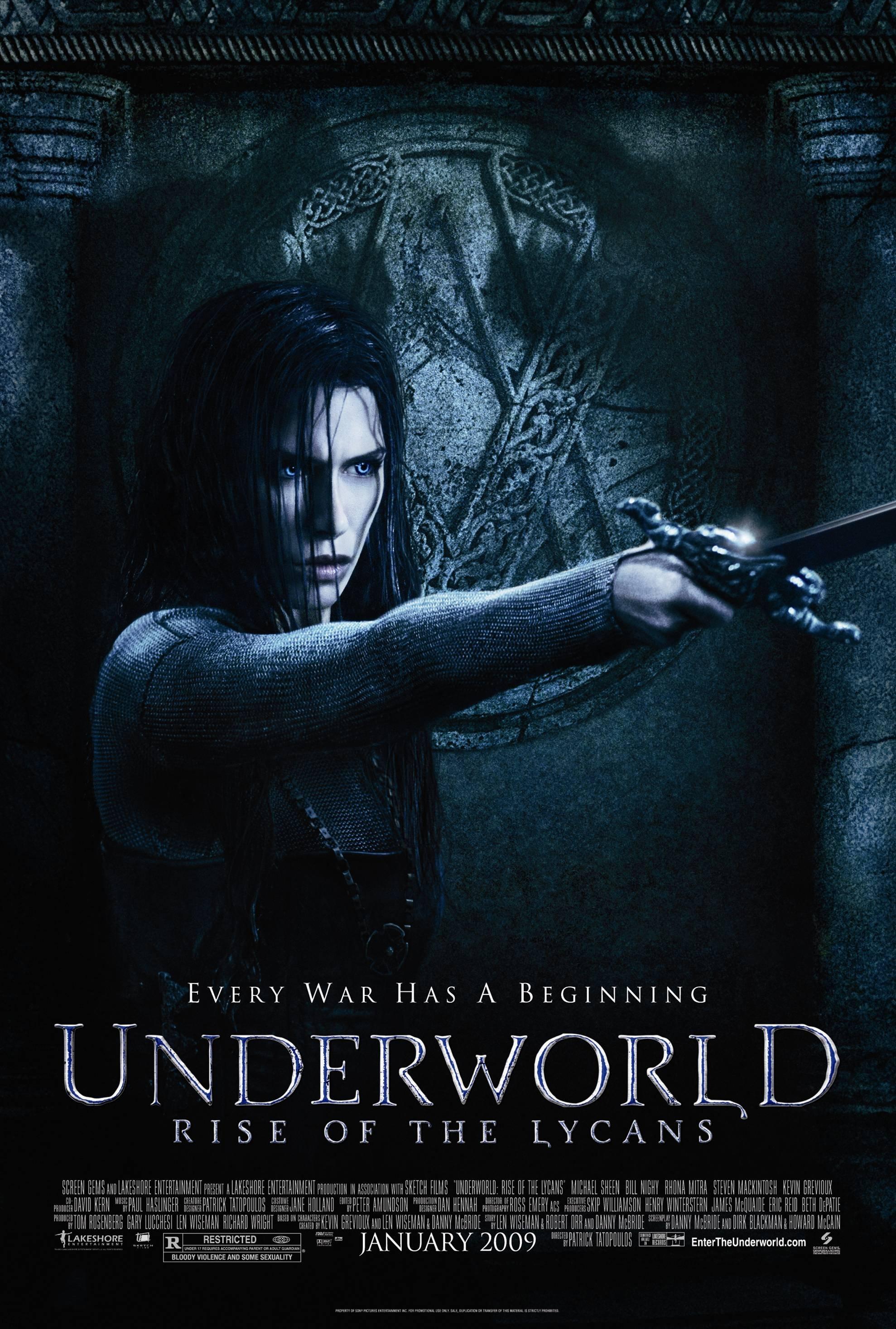 Underworld Selene And Sonja Underworld: Rise of th...
