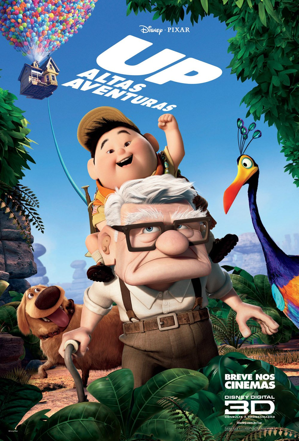 Movie   Up  gt  gt  gt Pixar Up Movie Poster