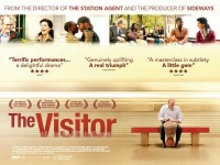 Visitor, The poster