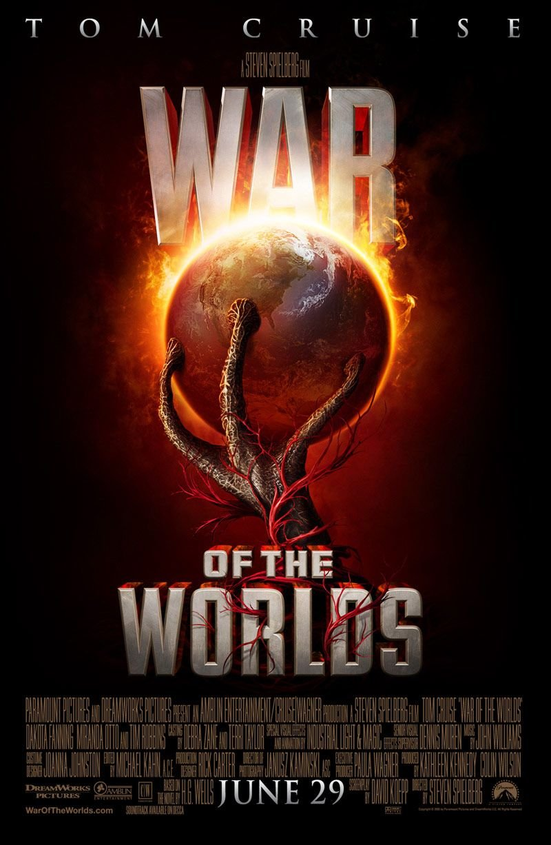 War of the World's 2005