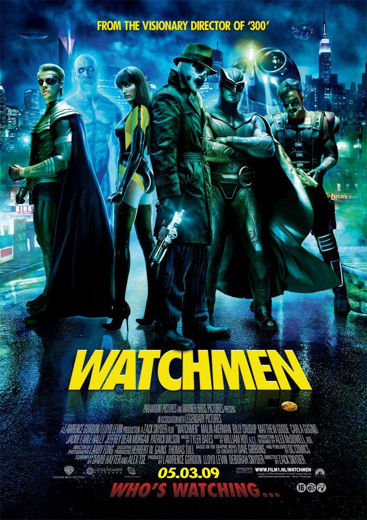 Watchmen Movie Posters - WatchmenComicMovie.com