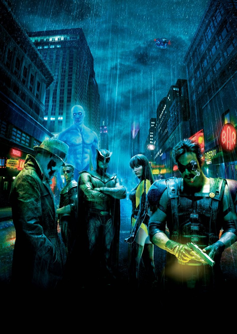 Watchmen : Les gardiens Streaming VF - HDSS