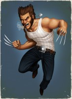 Wolverine, The poster