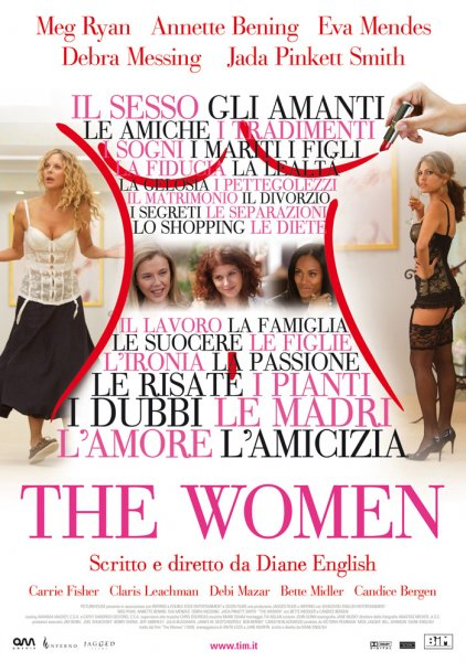 Women, The poster