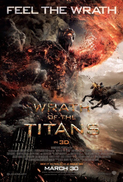 Watch Wrath Of The Titans Full Movie Online Free