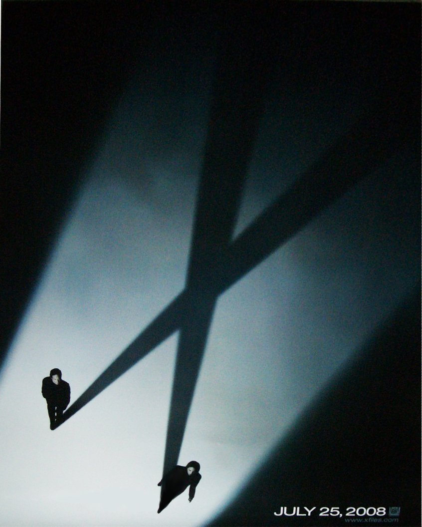 X-Files: I Want to Believe, The (2008) poster ...