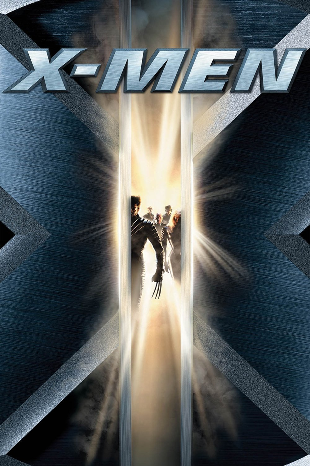 x men 2000 poster. Black Bedroom Furniture Sets. Home Design Ideas