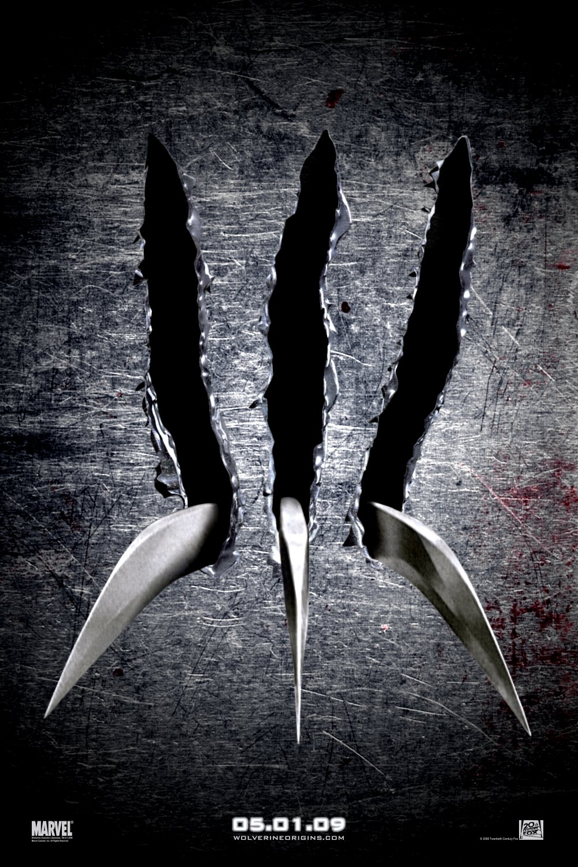 X-Men Origins: Wolverine (2009) poster - FreeMoviePosters.net