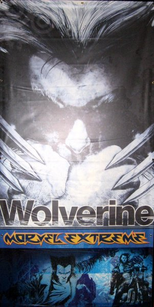 X-Men Origins: Wolverine poster
