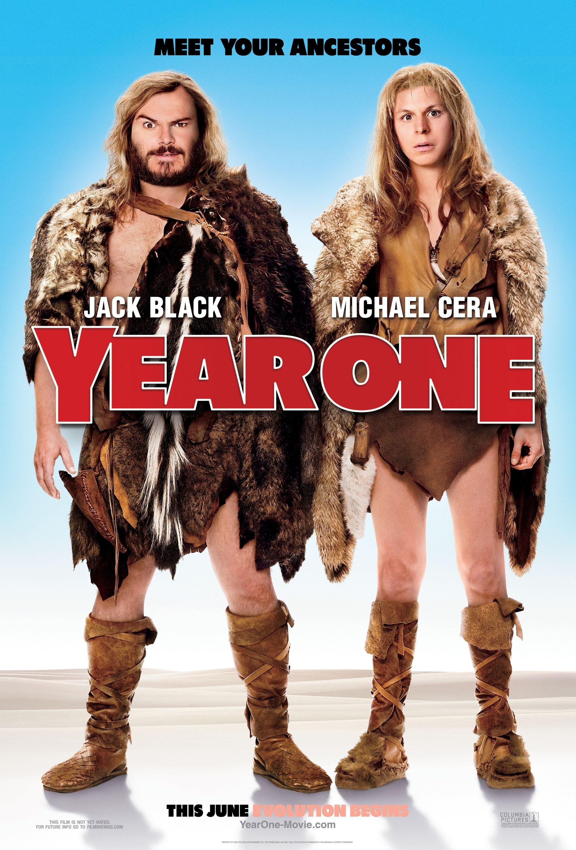 Year One (2009) poster - FreeMoviePosters.net