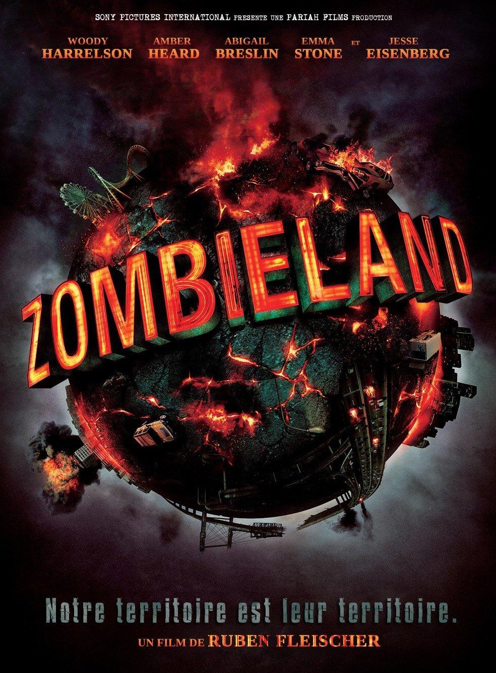 Zombieland 2009 poster freemovieposters net